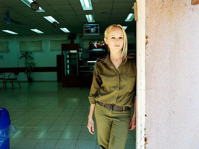 Женщины солдаты из израиля 28 фото