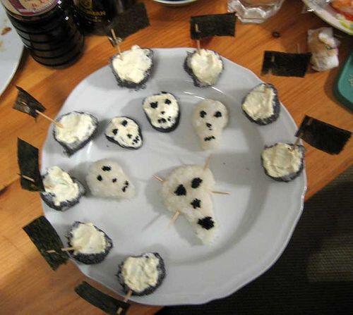 Креативное суши