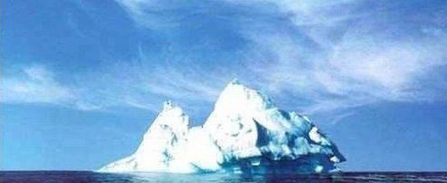 """Теперь я понял, что означает выражение """"Верхушка айсберга"""" Смотрим далее"""