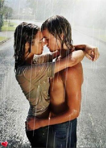 Kiss the rain. Еще одна отличная флешка