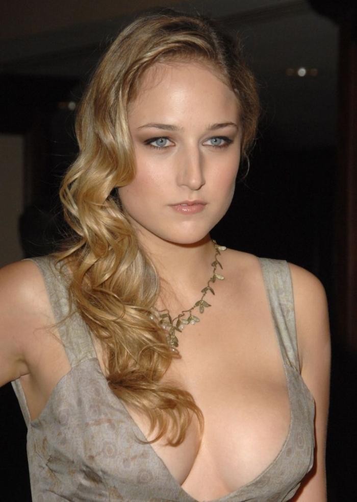Leelee Sobieski top model