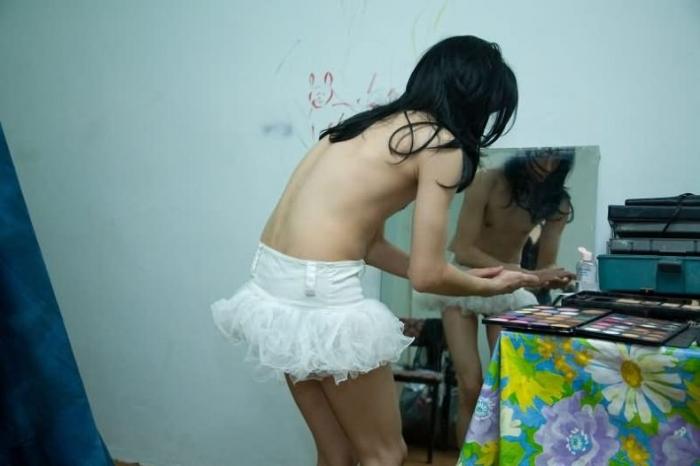 Как делали Мисс Якутии (22 фотографии)