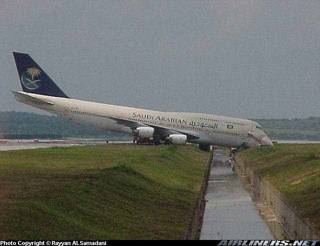 Как самолеты клюют носом (11 фотографий)