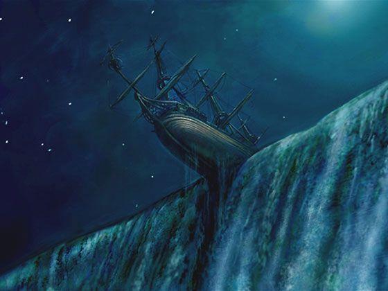 Концепт конца света в Пираты Карибского Моря 3 (6 фото)