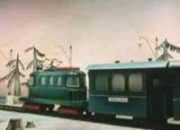 Голубой вагон по-японски(6,9 мб)