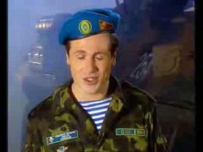 Реклама контрактной службы в украинской армии. Это вообще жесть (3.5 мб)