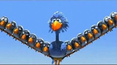 Классика: Птички (7.9 мб)