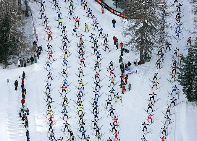 Подборка лучших фотографий этой зимы (168 фото разбиты на 2 страницы)