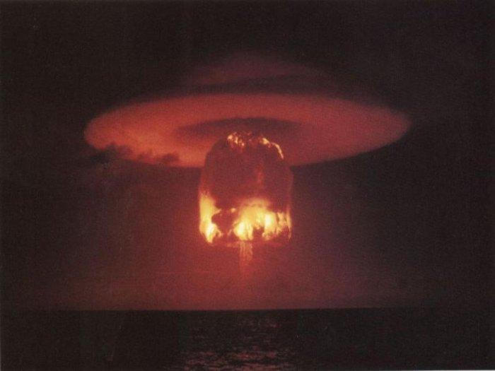 Ядерные грибки (15 Фото)