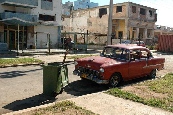 автомобили кубы фото