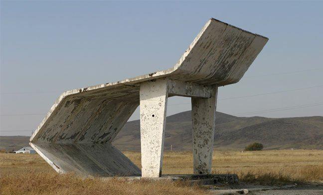Советские остановки (19 фото)