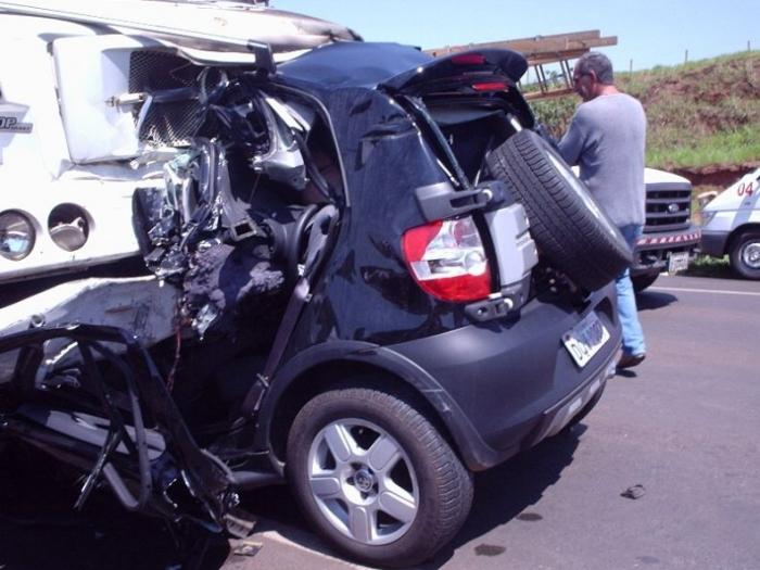 Жестокая авария (3 фото)