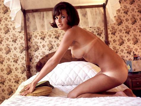 Девушки из журналов Playboy 60-х годов. Ну и как вам? (60 фото)