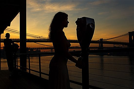 Фотограф борется за права женщин Нью-Йорка ходить топлесс (58 фото) НЮ