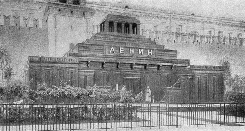 Мавзолей Ленина приветливо откроет двери для посетителей