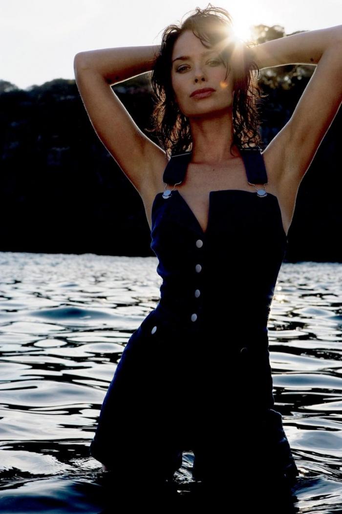 """Lena Headey - главная  героиня фильма """"300"""". Осторожно НЮ (25 фотографий)"""