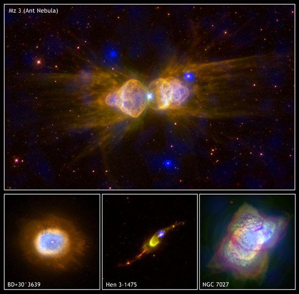 Лучшие космические фотографии 2006 года (20 фото)