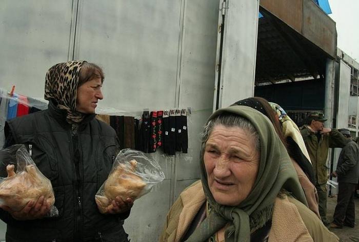 г. Грозный. Печальное зрелище (34 фото)