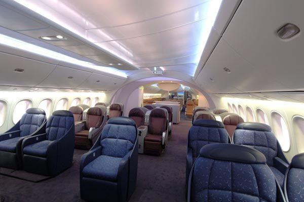 Boeing-787 Dreamliner (27 фото)
