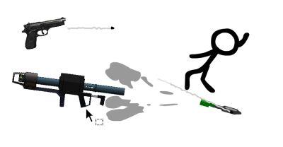 Анимация против аниматоров. Мегафлешка. Войны на рабочем столе
