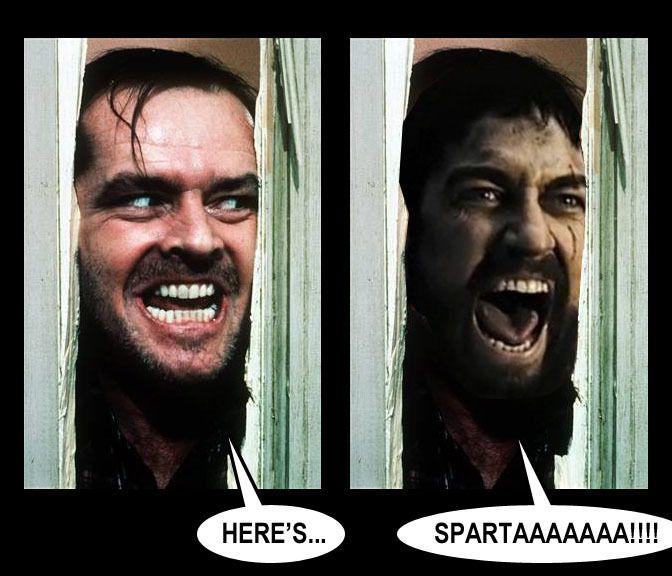 Днем рождения, смешные картинки про спартанцев