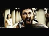 """Мегастебная музыкальная видеожаба на """"300 спартанцев"""""""