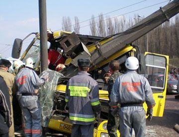 Авария в Киеве. ЖЕСТЬ. (7 фото)
