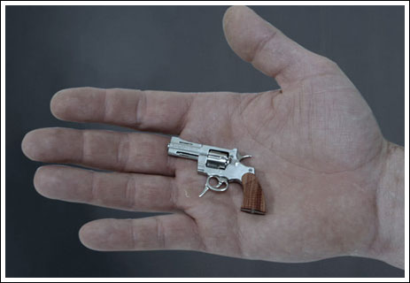 Мини-пистолет (5 Фото)