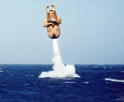 МЕГАЖАБА на прыгунов в воду (61 работа)
