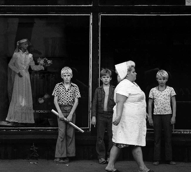 Каким он был наш СССР. Фотографии совествкой жизни начала 80-х (21 фото)