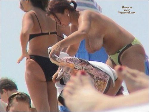 Девушки топлес на пляже. ОСТОРОЖНО ВСЕ НЮ (140 фото)