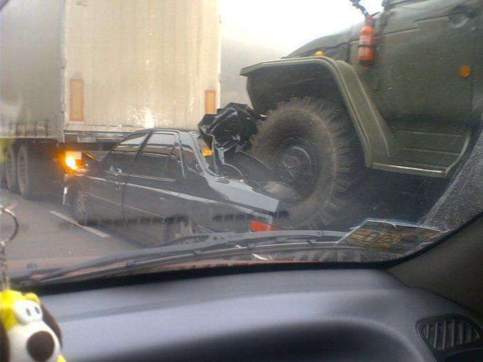 Фото на тему Приколы аварии жесть видео.