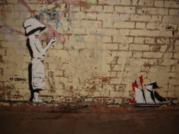Banksy - гений (149 работ)