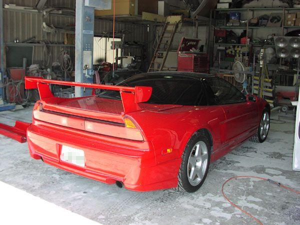 Автокреатив или как из Accura сделать Ferrari (114 фото)