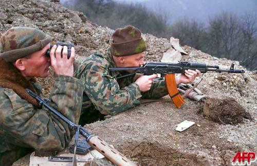 Война в Чечне: наша память и боль (88 фото)