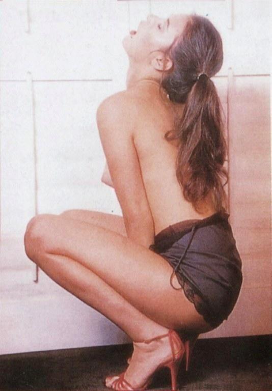Обнаженная Деми Мур в молодости (13 фото)
