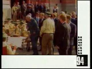 Самые забавные моменты Президента Ельцина (5 видео)