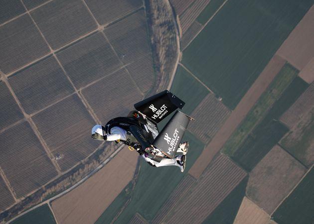 Человек-ракета (28 фото + видео)