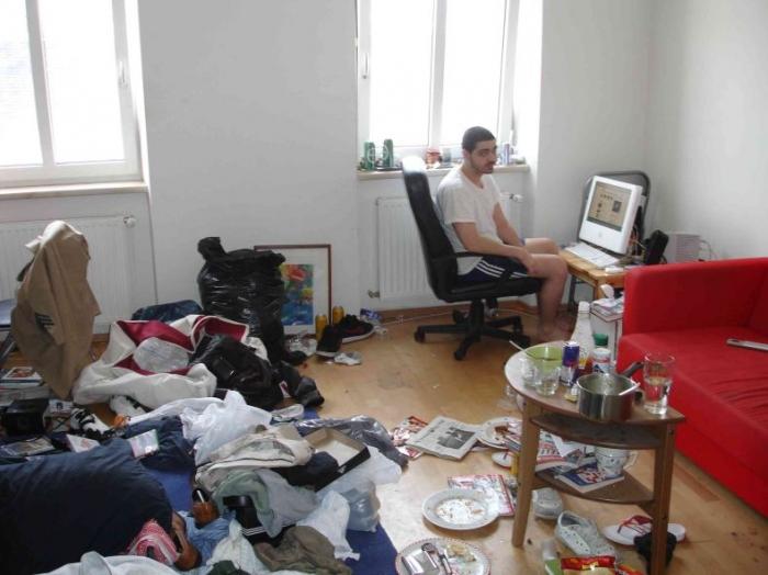 Тяжела жизнь студента ) (16 фото)