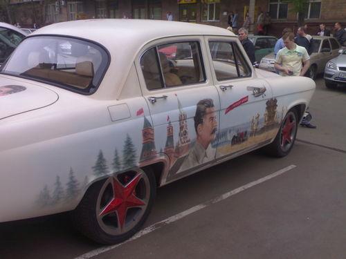 Новая машина Евгения Чичваркина (23 фото)
