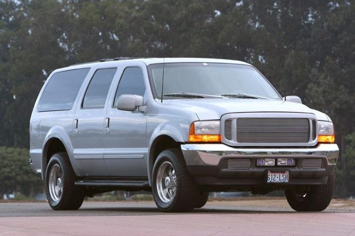 А это автомобиль гендиректора компании Ford (7 фото)