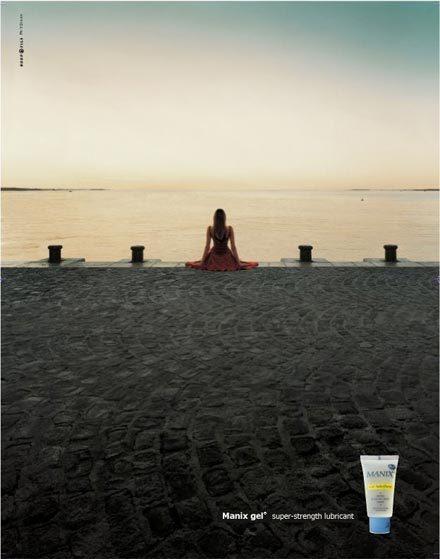 Реклама интимных смазок - ВЛЕЗЕТ! (6 штук)