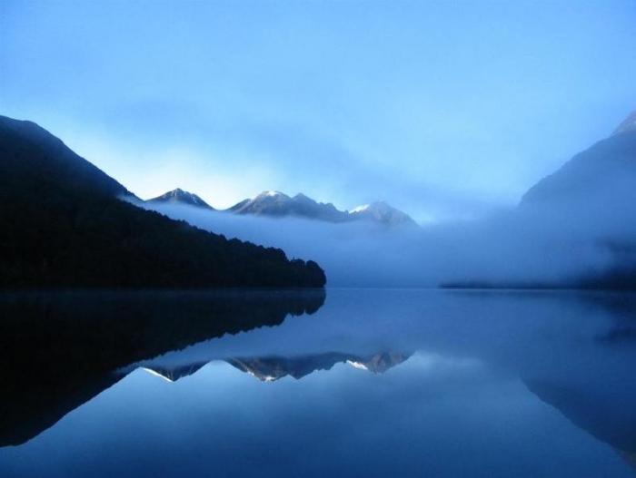 Новая Зеландия - рай на земле (30 фото)