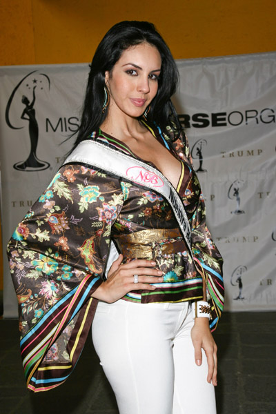 Мисс Вселенная 2007 (25 фото)