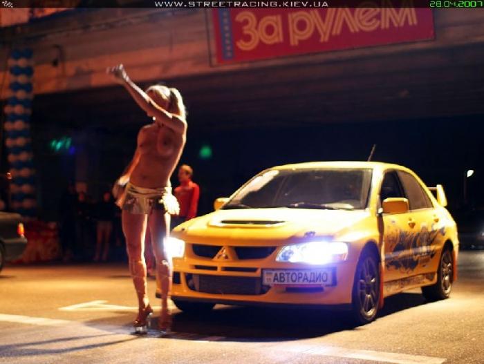 Киевский СТРИТРЭЙСИНГ (56 фото)