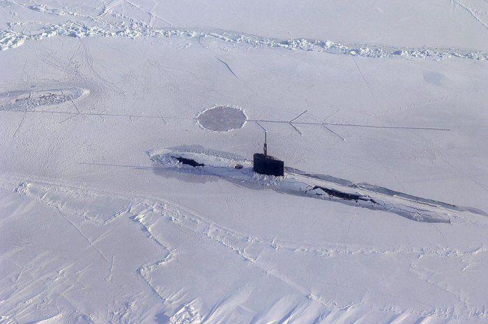 Подводная лодка в степях Украины ))