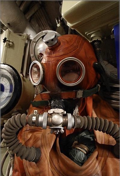 Советская подводная лодка (32 фото)