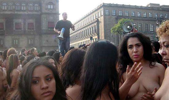 Спенсер Туник раздел 18000 человек в Мексике (40 фото)