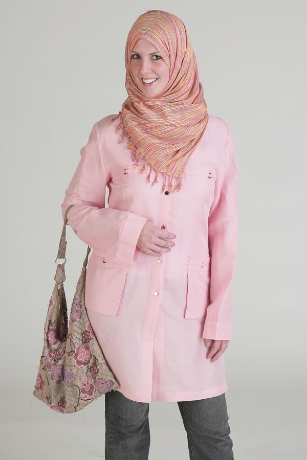 Арабская женская мода (11 фото)
