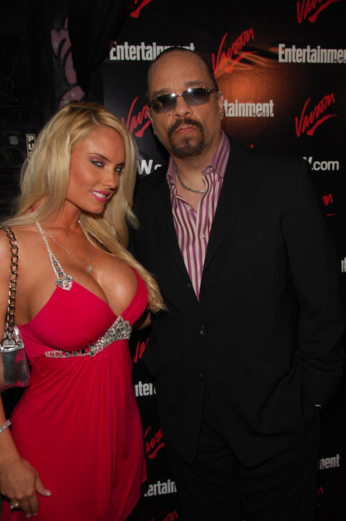 Coco austin ice t kiss — pic 5